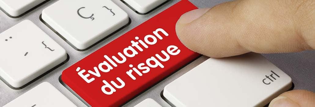 touche clavier évaluation des risques