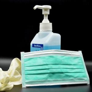 Masque et équipement de protection face au virus Covid-19