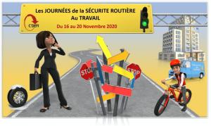 Semaine de la sécurité routière avec CDEFI